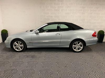 Mercedes CLK MERCEDES CLK II CABRIOLET 500 AVANTGARDE BVA - <small></small> 22.990 € <small>TTC</small> - #6
