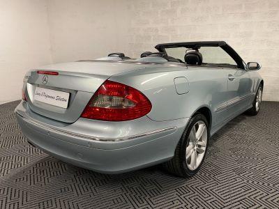 Mercedes CLK MERCEDES CLK II CABRIOLET 500 AVANTGARDE BVA - <small></small> 22.990 € <small>TTC</small> - #9