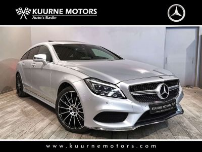 Mercedes CLS Shooting Brake 220 d AMG OpenDak - Cam - Led - <small></small> 31.900 € <small>TTC</small> - #1