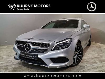 Mercedes CLS Shooting Brake 220 d AMG OpenDak - Cam - Led - <small></small> 31.900 € <small>TTC</small> - #3