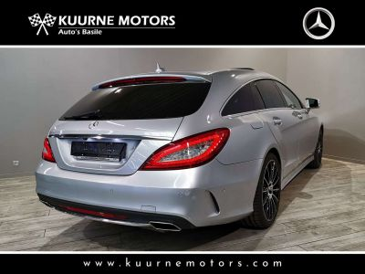 Mercedes CLS Shooting Brake 220 d AMG OpenDak - Cam - Led - <small></small> 31.900 € <small>TTC</small> - #4