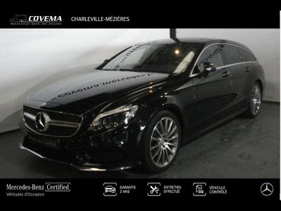 Mercedes CLS Shooting Brake 250 d Sportline 9G-Tronic
