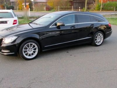 Mercedes CLS Shooting Brake 350 CDI 4MATIC 265ch BOITE 7G-TRONIC - <small></small> 37.700 € <small>TTC</small> - #4