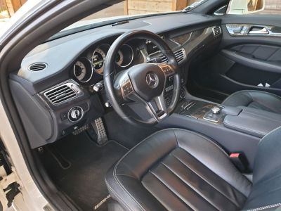 Mercedes CLS Shooting Brake 350 CDI 7 GTRONIC+ PACK AMG - <small></small> 21.900 € <small>TTC</small> - #2