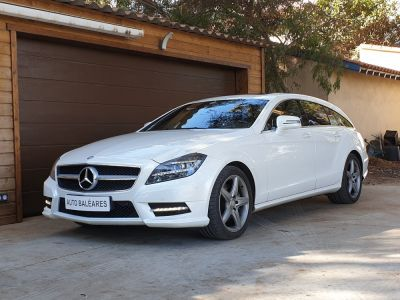 Mercedes CLS Shooting Brake 350 CDI 7 GTRONIC+ PACK AMG - <small></small> 21.900 € <small>TTC</small> - #4