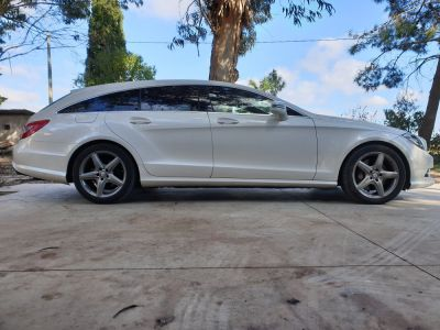 Mercedes CLS Shooting Brake 350 CDI 7 GTRONIC+ PACK AMG - <small></small> 21.900 € <small>TTC</small> - #7
