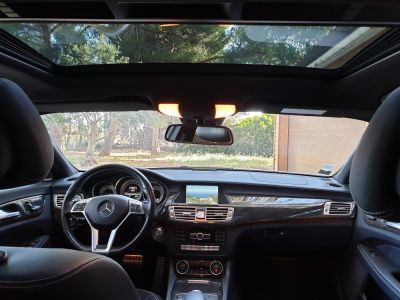 Mercedes CLS Shooting Brake 350 CDI 7 GTRONIC+ PACK AMG - <small></small> 21.900 € <small>TTC</small> - #18