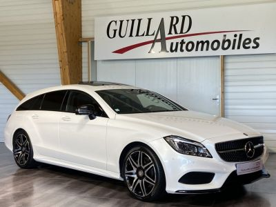 Mercedes CLS Shooting Brake 350 D FASCINATION PACK AMG 258ch 9G-TRONIC - <small></small> 44.900 € <small>TTC</small> - #4