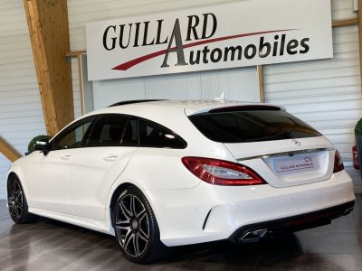 Mercedes CLS Shooting Brake 350 D FASCINATION PACK AMG 258ch 9G-TRONIC - <small></small> 44.900 € <small>TTC</small> - #8