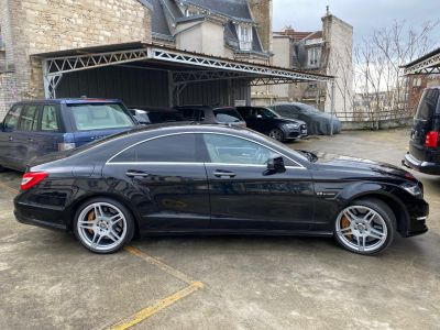 Mercedes CLS (W218) 63 AMG S 4MATIC - <small></small> 46.900 € <small>TTC</small> - #6