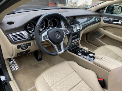 Mercedes CLS (W218) 63 AMG S 4MATIC - <small></small> 46.900 € <small>TTC</small> - #13