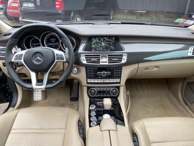 Mercedes CLS (W218) 63 AMG S 4MATIC - <small></small> 46.900 € <small>TTC</small> - #18