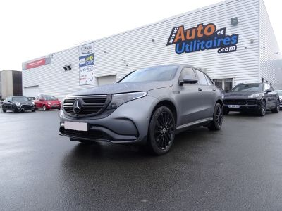 Mercedes EQC 400 408CH AMG LINE 4MATIC - <small></small> 78.990 € <small>TTC</small> - #1
