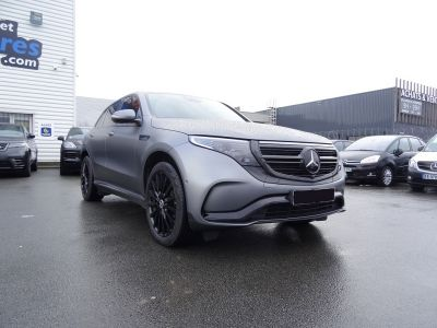 Mercedes EQC 400 408CH AMG LINE 4MATIC - <small></small> 78.990 € <small>TTC</small> - #5