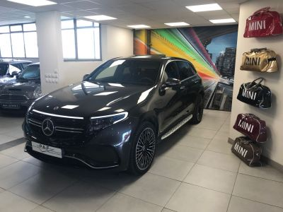 Mercedes EQC 400 408CH AMG LINE 4MATIC - <small></small> 69.900 € <small>TTC</small> - #2