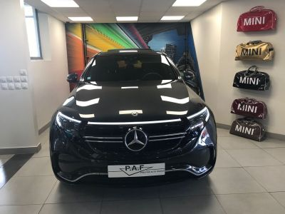 Mercedes EQC 400 408CH AMG LINE 4MATIC - <small></small> 69.900 € <small>TTC</small> - #3