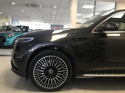 Mercedes EQC 400 408CH AMG LINE 4MATIC - <small></small> 69.900 € <small>TTC</small> - #6