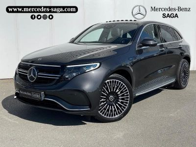 Mercedes EQC 400 408ch AMG Line 4Matic - <small></small> 75.900 € <small>TTC</small> - #1
