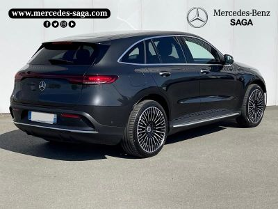 Mercedes EQC 400 408ch AMG Line 4Matic - <small></small> 75.900 € <small>TTC</small> - #2