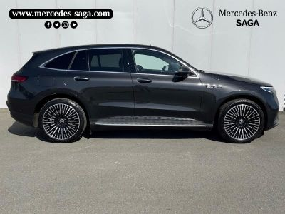 Mercedes EQC 400 408ch AMG Line 4Matic - <small></small> 75.900 € <small>TTC</small> - #3