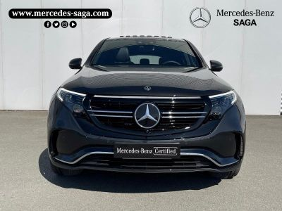Mercedes EQC 400 408ch AMG Line 4Matic - <small></small> 75.900 € <small>TTC</small> - #10