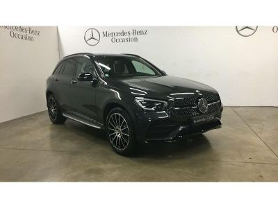 Mercedes GLC 220 d 194ch AMG Line 4Matic Launch Edition 9G-Tronic - <small></small> 64.490 € <small>TTC</small>