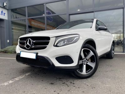 Mercedes GLC 250 D 204CH FASCINATION 4MATIC 9G-TRONIC - <small></small> 44.980 € <small>TTC</small> - #1