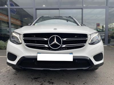 Mercedes GLC 250 D 204CH FASCINATION 4MATIC 9G-TRONIC - <small></small> 44.980 € <small>TTC</small> - #2