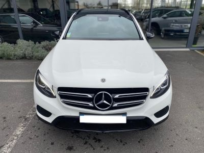 Mercedes GLC 250 D 204CH FASCINATION 4MATIC 9G-TRONIC - <small></small> 44.980 € <small>TTC</small> - #3