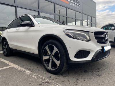 Mercedes GLC 250 D 204CH FASCINATION 4MATIC 9G-TRONIC - <small></small> 44.980 € <small>TTC</small> - #4