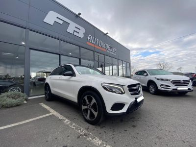 Mercedes GLC 250 D 204CH FASCINATION 4MATIC 9G-TRONIC - <small></small> 44.980 € <small>TTC</small> - #6