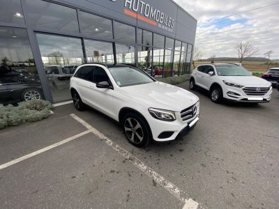 Mercedes GLC 250 D 204CH FASCINATION 4MATIC 9G-TRONIC - <small></small> 44.980 € <small>TTC</small> - #7