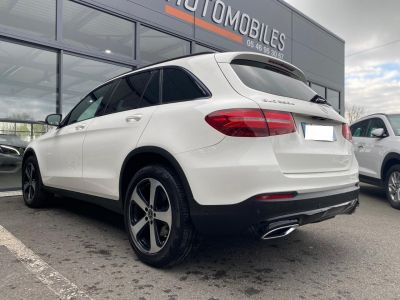Mercedes GLC 250 D 204CH FASCINATION 4MATIC 9G-TRONIC - <small></small> 44.980 € <small>TTC</small> - #10