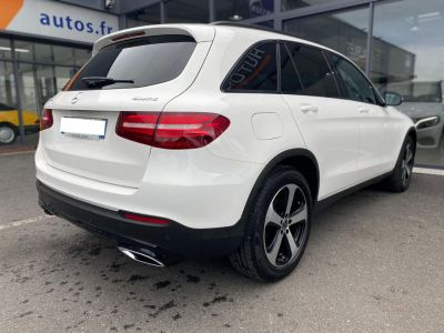 Mercedes GLC 250 D 204CH FASCINATION 4MATIC 9G-TRONIC - <small></small> 44.980 € <small>TTC</small> - #16