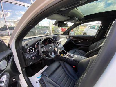 Mercedes GLC 250 D 204CH FASCINATION 4MATIC 9G-TRONIC - <small></small> 44.980 € <small>TTC</small> - #19