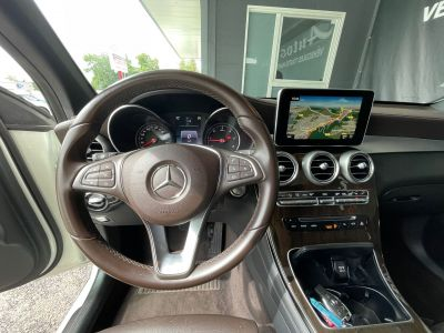 Mercedes GLC 250 D 204CH FASCINATION 4MATIC 9G-TRONIC - <small></small> 36.970 € <small>TTC</small> - #17
