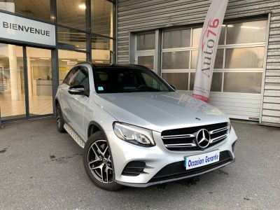 Mercedes GLC 250 d 204ch Fascination 4Matic 9G-Tronic Euro6c - <small></small> 48.900 € <small>TTC</small>