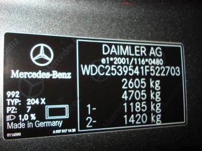 Mercedes GLC 350 e 211+116ch Sportline 4Matic 7G-Tronic plus - <small></small> 51.900 € <small>TTC</small> - #16
