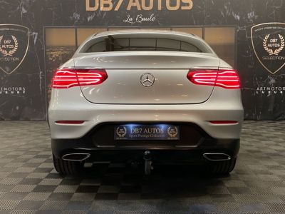 Mercedes GLC CLASSE COUPE 250 d 9G-Tronic 4Matic Sportline - <small></small> 43.780 € <small>TTC</small>
