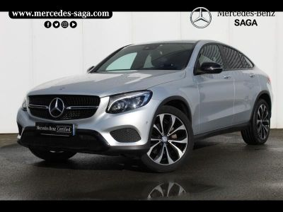 Mercedes GLC Coupé 220 d 170ch Executive 4Matic 9G-Tronic - <small></small> 40.800 € <small>TTC</small>