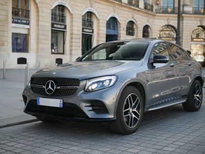Mercedes GLC Coupé 220d Coupé 4 Matic Fascination - <small></small> 41.500 € <small>TTC</small> - #3