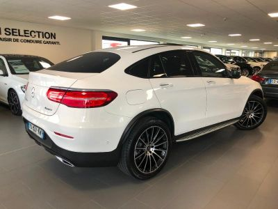 Mercedes GLC Coupé 250 d 204ch Fascination 4Matic 9G-Tronic Euro6c - <small></small> 55.439 € <small>TTC</small>