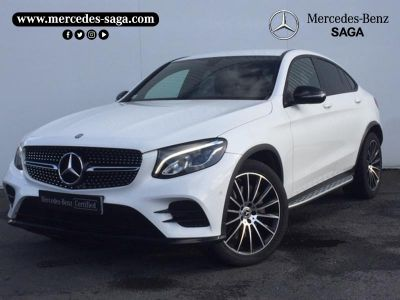 Mercedes GLC Coupe 250 d 204ch Sportline 4Matic 9G-Tronic - <small></small> 45.800 € <small>TTC</small>