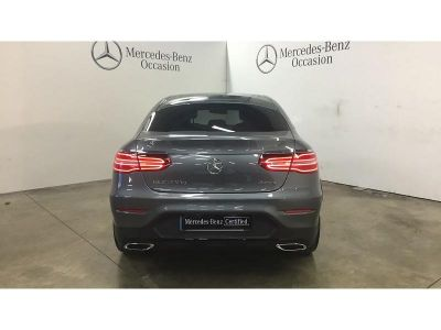 Mercedes GLC Coupé 250 d 204ch Sportline 4Matic 9G-Tronic Euro6c - <small></small> 56.990 € <small>TTC</small>