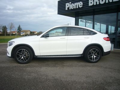 Mercedes GLC Coupé 250 d 4-MATIC FASCINATION 9G-TRONIC - <small></small> 48.800 € <small>TTC</small>