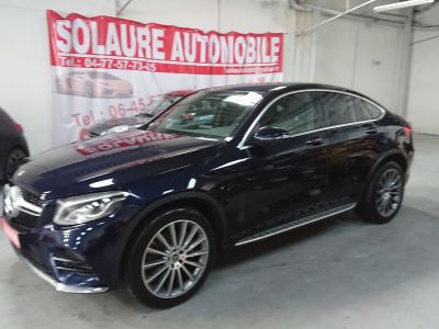 Mercedes GLC Coupé 250d Sportline 4Matic - <small></small> 39.990 € <small>TTC</small>