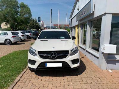 Mercedes GLE 350d 4 matic - <small></small> 59.900 € <small>TTC</small>