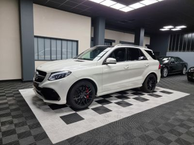 Mercedes GLE 63S AMG 5.5l V8 585ch 4MATIC ATTELAGE ELEC - <small></small> 64.990 € <small></small> - #1
