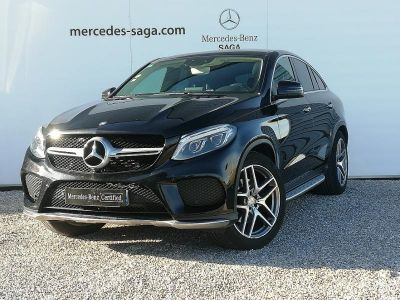 Mercedes GLE Coupé 350 d 258ch Fascination 4Matic 9G-Tronic - <small></small> 45.800 € <small>TTC</small> - #1