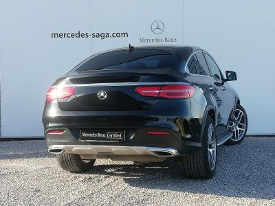 Mercedes GLE Coupé 350 d 258ch Fascination 4Matic 9G-Tronic - <small></small> 45.800 € <small>TTC</small> - #4